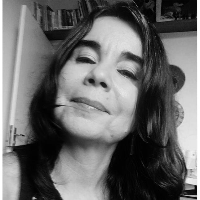 Alessandra Nilo, co-fundadora e coordenadora geral da Gestos. Credito: Arquivo pessoal.