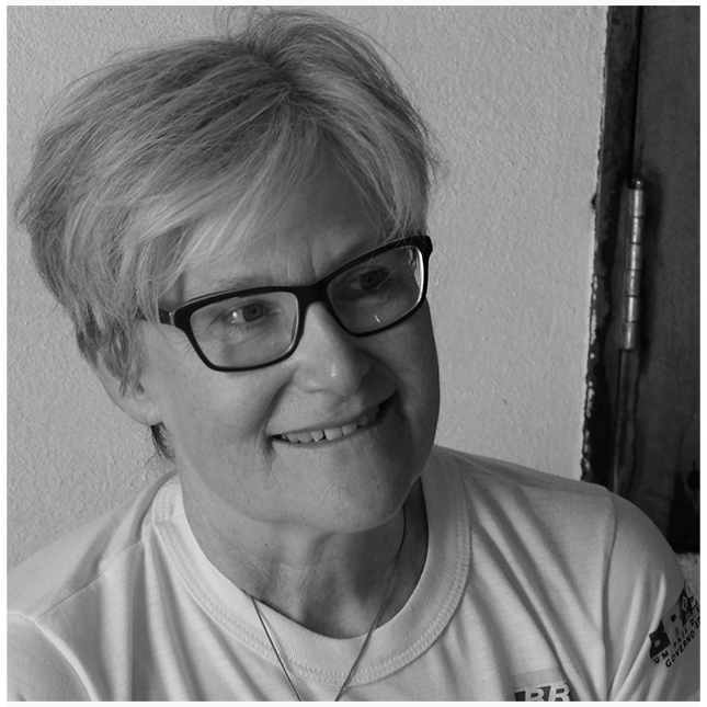 Barbara Schmidt Rahmer, presidente da Rede Vencer Juntos. Crédito: Arquivo Pessoal